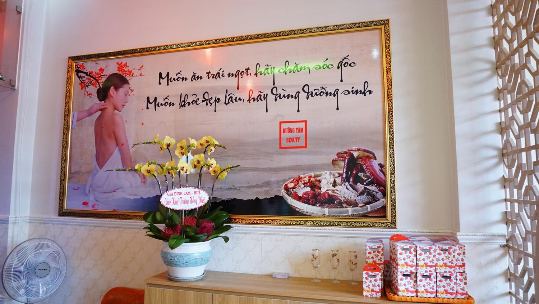Hình ảnh khai trương spa Dưỡng Tâm Biên Hòa